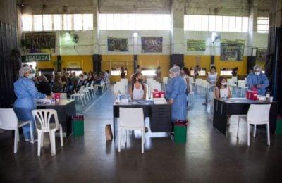 Rige la vacunación libre para mayores de 30 años en la provincia de Buenos Aires