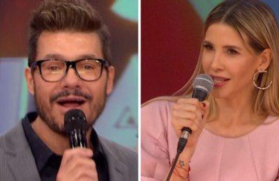 Guillermina Valdés mandó al frente a Marcelo Tinelli en La Academia 2021: «Vos también te sopleteas en agosto»