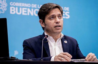 Kicillof: «Los cambios en el Gabinete son una decisión política adecuada a esta etapa»