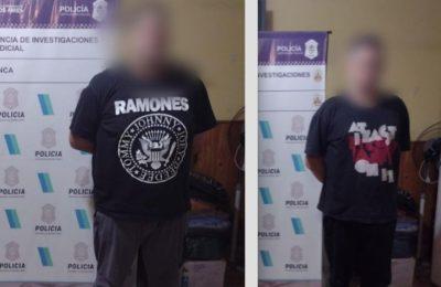 Crimen narco: los dos detenidos seguirán en esa condición