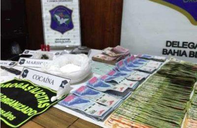 Condenado por tenencia y comercio de drogas