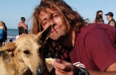 """""""Mamá, me muero"""": los últimos minutos del joven que se ahogó cuando intentaba rescatar a un perro en Mendoza"""