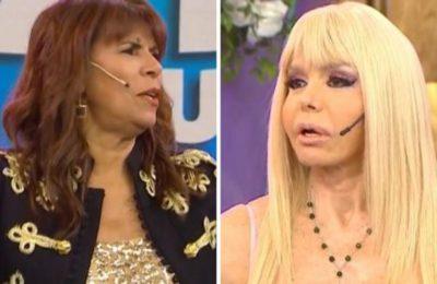 Adriana Aguirre y Anamá Ferreira protagonizaron un escándalo: «¡Dejame hablar, mono!»