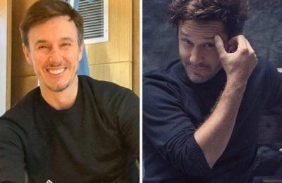 """Benjamín Vicuña y Roberto García Moritán salieron de noche juntos y se filtraron fotos y videos: """"Amigos de la vida"""""""