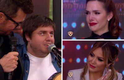 """Darío Camaño, un cantante no vidente, conmovió a todos en La Academia con su talento: """"Lo único que estoy pidiendo como artista es trabajo»"""