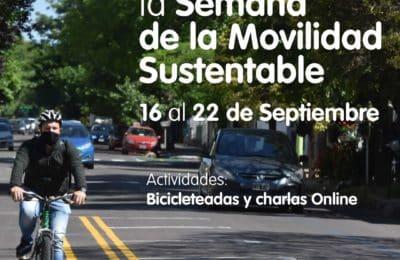 Actividades en la Semana de la Movilidad Sustentable