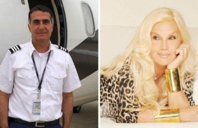 Antonio Laje piloteó el vuelo privado que trajo a Susana Giménez de Punta del Este: «Vine a llevarte»