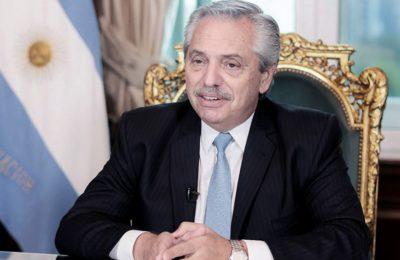 Alberto Fernández: «Ya sabemos lo que la gente necesita y le hace falta»