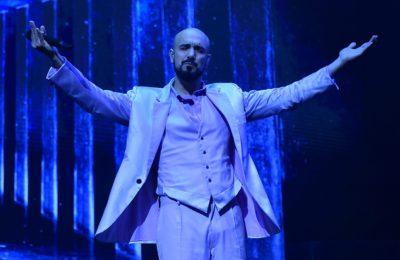 Abel Pintos abrió una serie de 12 shows para presentar «El amor en mi vida»