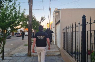 Dos personas fueron detenidas por vender droga en Punta Alta