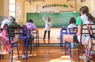 Barbijos y aislamientos: cómo es la nueva burbuja en las escuelas de la provincia de Buenos Aires por el coronavirus