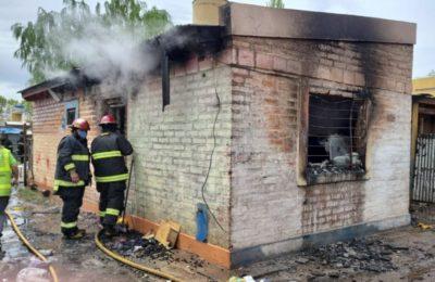 Incendio fatal en Villa Ressia: marcharán pidiendo respuestas de la justicia