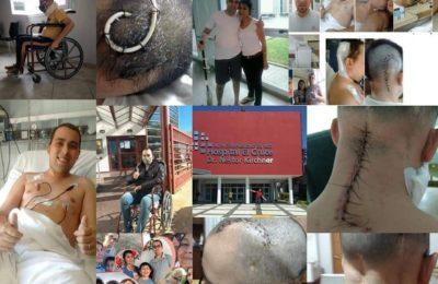 Pasó por 12 operaciones por un tumor, la obra social no le cubre algunas terapias de la rehabilitación y ofrece un bono para juntar el dinero