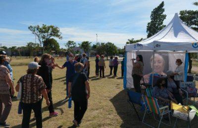 «Plaza Activa»: PAMI organiza espacios de reencuentro para adultos mayores