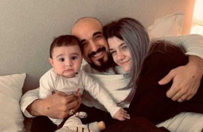 Abel Pintos celebró el primer añito de su hijo con un tierno video