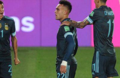 Lautaro Martínez: «Todo esto emociona, espero que la gente haya disfrutado»