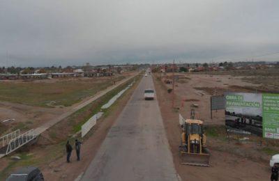 Polémica por la Avenida Dasso: qué pasa con el avance de las obras