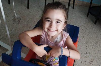Francesca tendrá su medicación para su tratamiento de leucemia